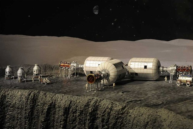 12_Beyond-Planet-Earth_Moon-colony-diorama